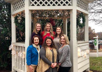 Department Christmas photo